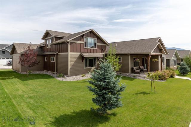 4525 Equestrian Lane, Bozeman, MT 59718 (MLS #335920) :: Hart Real Estate Solutions