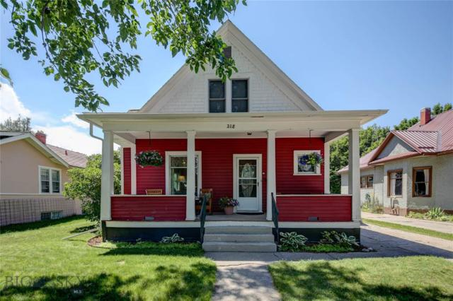 218 S 7th Street, Livingston, MT 59047 (MLS #335926) :: Black Diamond Montana