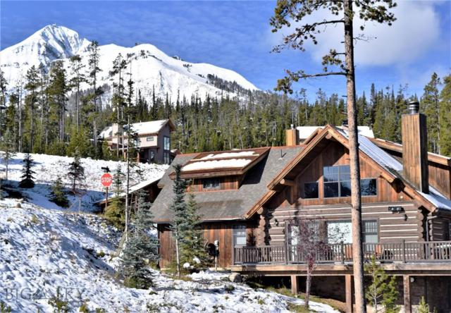 9 Manitou Loop, Lakota Fractional Cabin 45C, Big Sky, MT 59716 (MLS #335967) :: Black Diamond Montana