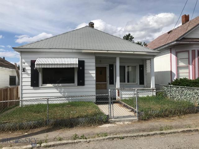 209 W Woolman, Butte, MT 59701 (MLS #337067) :: Black Diamond Montana
