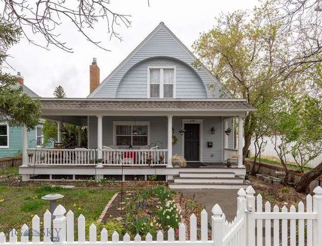 119 N 5th Street, Livingston, MT 59047 (MLS #337112) :: Black Diamond Montana