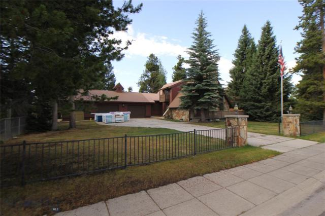 522 Gibbon Avenue, West Yellowstone, MT 59758 (MLS #337145) :: Black Diamond Montana