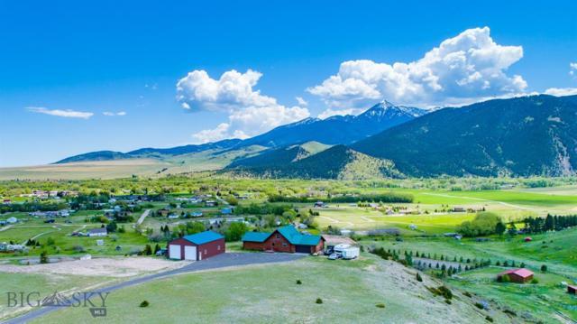 13 Lookout Trail, Livingston, MT 59047 (MLS #337200) :: Black Diamond Montana