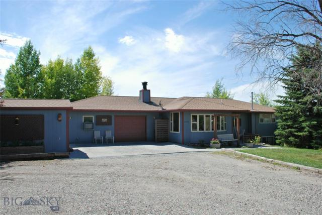 4442 Bannock Drive, Bozeman, MT 59715 (MLS #337281) :: Hart Real Estate Solutions