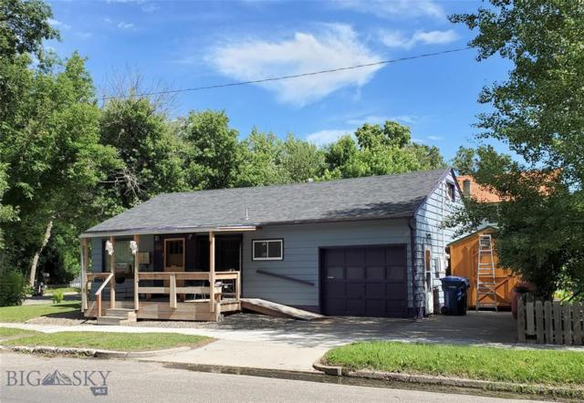1124 E Lewis Street, Livingston, MT 59047 (MLS #337283) :: Black Diamond Montana