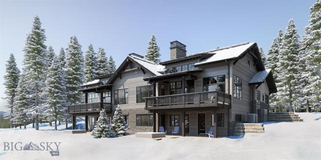 224 Pale Morning Spur 1-B, Big Sky, MT 59716 (MLS #337301) :: Montana Home Team