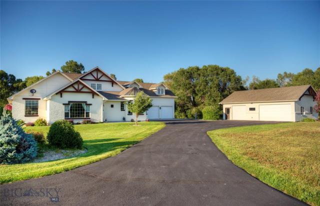 215 Wapiti Way, Bozeman, MT 59718 (MLS #337303) :: Hart Real Estate Solutions