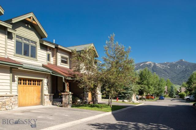 22 Limber Pine #5, Big Sky, MT 59716 (MLS #337320) :: Hart Real Estate Solutions