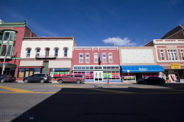 59-65 E Park Street, Butte, MT 59701 (MLS #337324) :: Black Diamond Montana