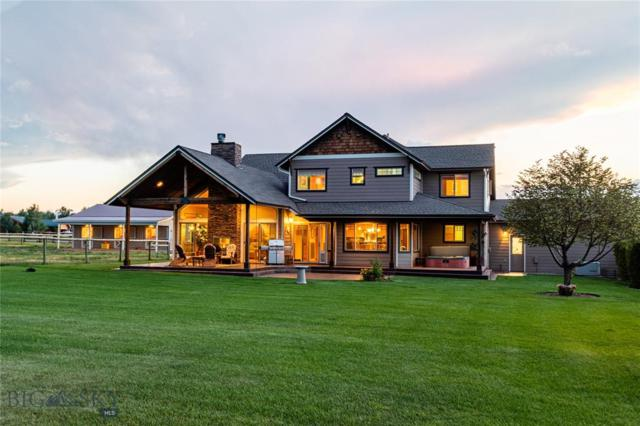 260 Cayuse, Bozeman, MT 59718 (MLS #337397) :: Hart Real Estate Solutions