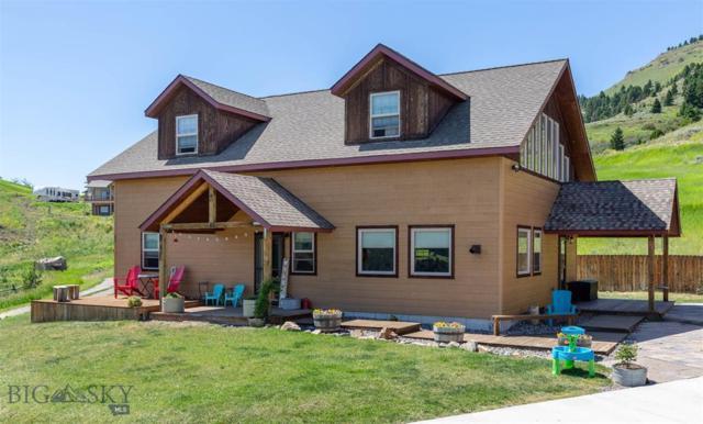 60 Bull Run, Livingston, MT 59047 (MLS #337399) :: Hart Real Estate Solutions