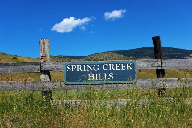 TBD Spring Creek Hills, Livingston, MT 59047 (MLS #337465) :: Black Diamond Montana