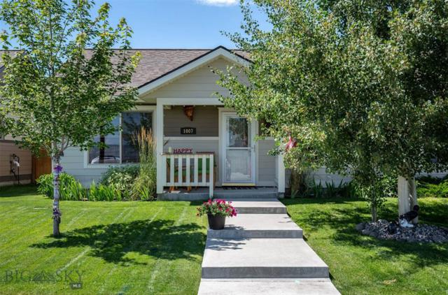 1007 Cottonwood Road, Bozeman, MT 59718 (MLS #337536) :: Hart Real Estate Solutions