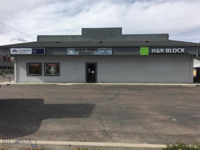135 S Atlantic, Dillon, MT 59725 (MLS #337585) :: Hart Real Estate Solutions