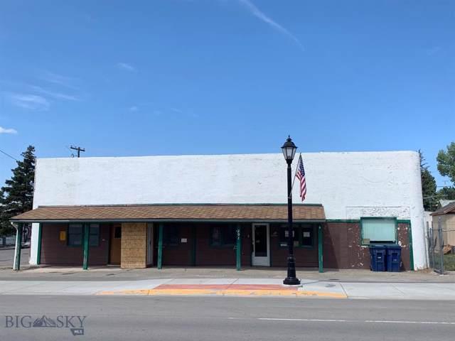 201 E Main Street, White Sulphur Springs, MT 59645 (MLS #337669) :: Hart Real Estate Solutions