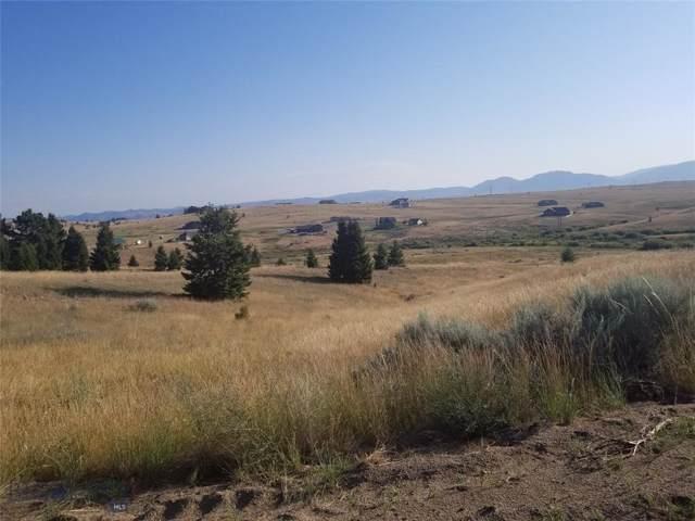Lot 87 Butte Ski Club, Butte, MT 59701 (MLS #337737) :: Black Diamond Montana