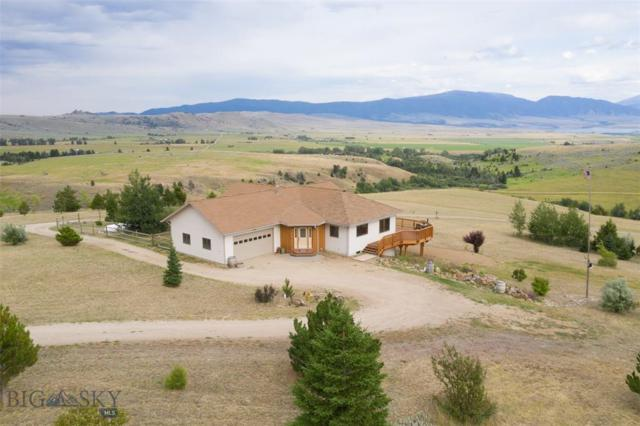 120 Washington Bar Loop, McAllister, MT 59740 (MLS #337756) :: Montana Life Real Estate