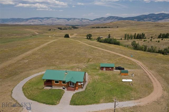 362 Bert Weaver, Hall, MT 59837 (MLS #337780) :: Black Diamond Montana