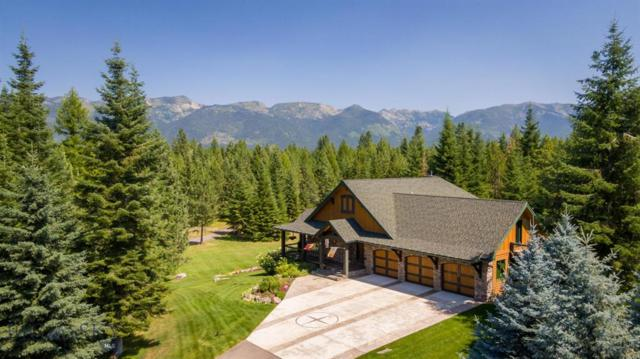 350 Old Paint Trail, Bigfork, MT 59911 (MLS #337836) :: Hart Real Estate Solutions