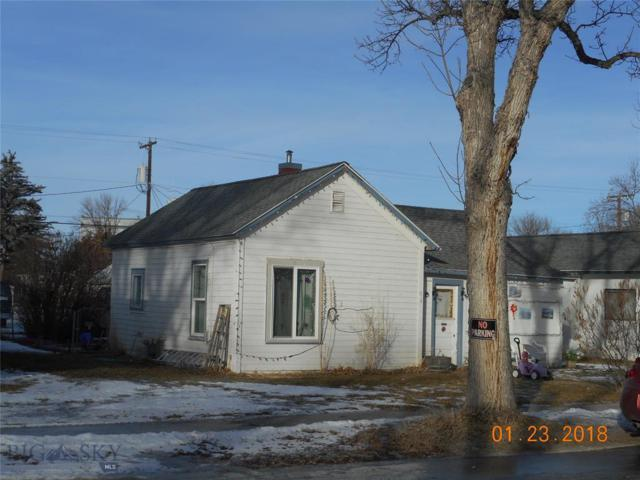 318 1st Avenue E, Three Forks, MT 59752 (MLS #337925) :: Hart Real Estate Solutions