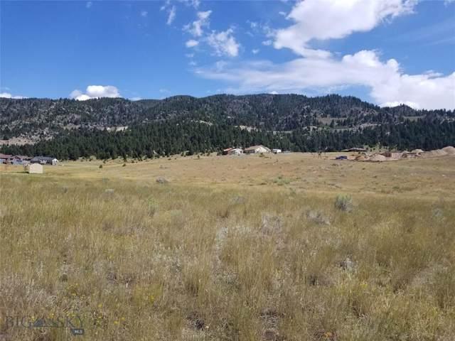 Lot 58 Homestake Meadows Phase 2, Butte, MT 59701 (MLS #337940) :: Black Diamond Montana