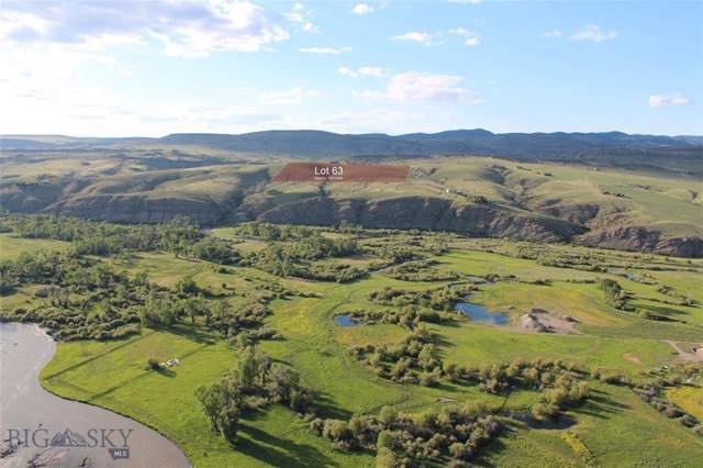 Lot 63 Twin Rivers Cutoff Road, Manhattan, MT 59741 (MLS #338071) :: Black Diamond Montana