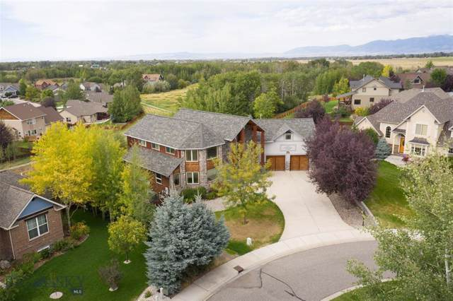 107 W Julie Court, Bozeman, MT 59718 (MLS #338104) :: Hart Real Estate Solutions
