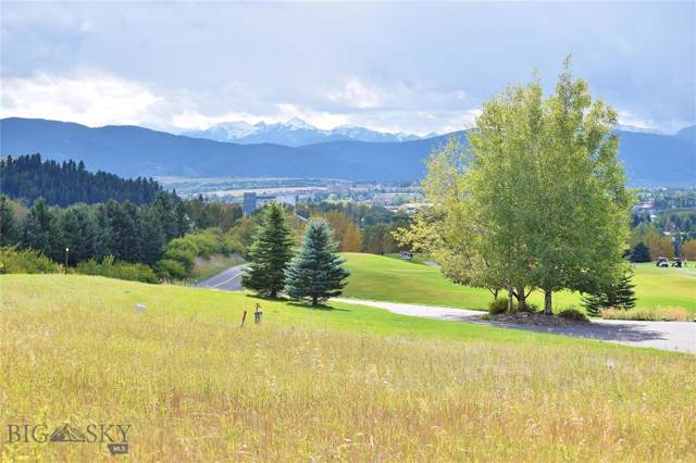 lot 40 Caddie Court, Bozeman, MT 59715 (MLS #338119) :: Hart Real Estate Solutions