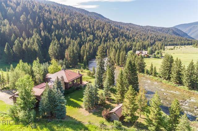 360 Rainbow Ranch Rd, Big Sky, MT 59716 (MLS #338237) :: Hart Real Estate Solutions