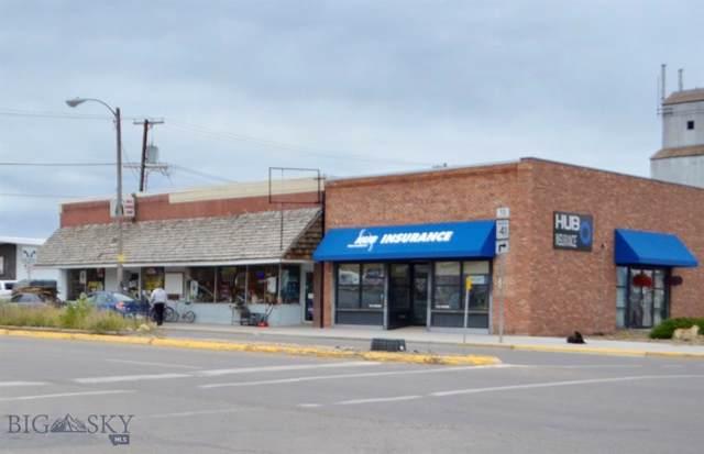 33 E Helena Street, Dillon, MT 59725 (MLS #339607) :: Hart Real Estate Solutions