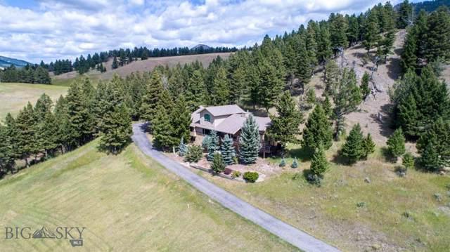 6570 Jackson Creek, Bozeman, MT 59715 (MLS #339622) :: Hart Real Estate Solutions
