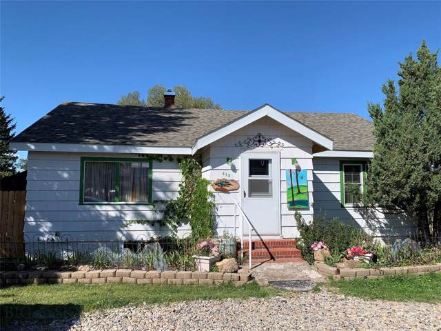 413 N Central, White Sulphur Springs, MT 59645 (MLS #339681) :: Hart Real Estate Solutions