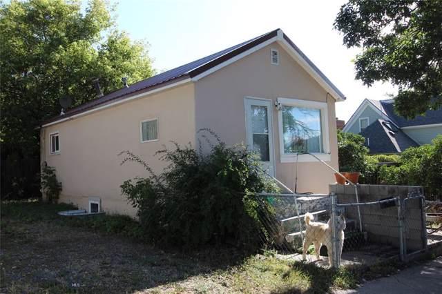 412 N B, Livingston, MT 59047 (MLS #339701) :: Hart Real Estate Solutions