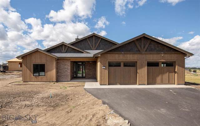 23 Wickwire Way, Bozeman, MT 59718 (MLS #339736) :: Hart Real Estate Solutions