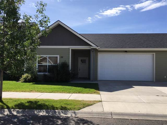 26 Halo Drive, Bozeman, MT 59718 (MLS #339751) :: Black Diamond Montana
