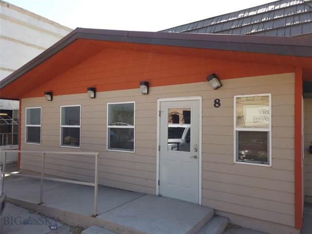 8 E Glendale Street, Dillon, MT 59725 (MLS #339752) :: Hart Real Estate Solutions