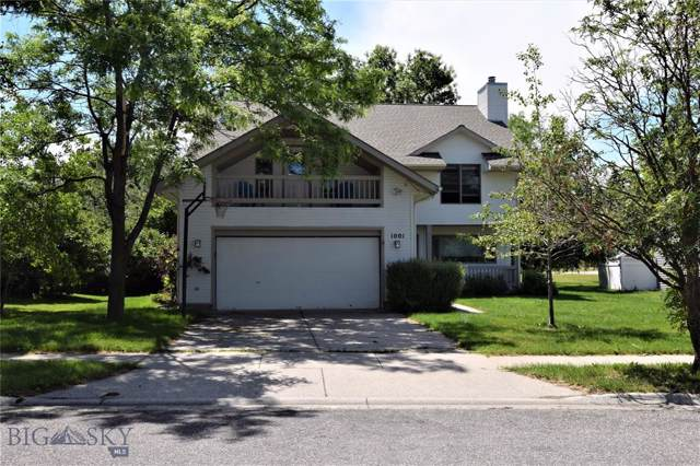 1001 Woodland Drive, Bozeman, MT 59718 (MLS #339753) :: Hart Real Estate Solutions