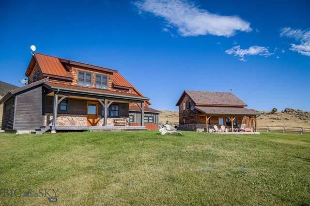 540 Long John Road, Dillon, MT 59725 (MLS #339771) :: Black Diamond Montana