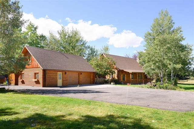 242 Two Bear Way, Gallatin Gateway, MT 59730 (MLS #339784) :: Black Diamond Montana
