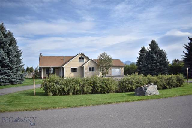 6401 Buffaloberry Lane, Bozeman, MT 59718 (MLS #339786) :: Hart Real Estate Solutions