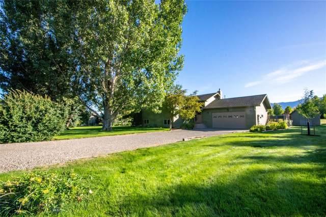 252 Cirque Drive, Bozeman, MT 59718 (MLS #339788) :: Hart Real Estate Solutions