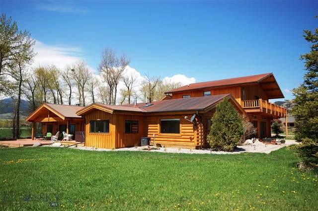 670 N. Meadow Creek Rd., McAllister, MT 59740 (MLS #339789) :: Black Diamond Montana