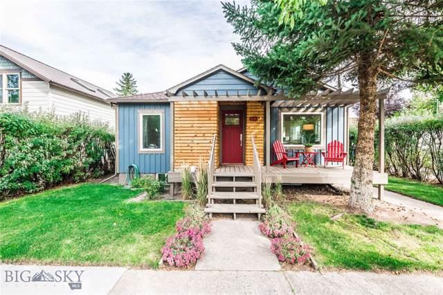 113 W Villard Street, Bozeman, MT 59715 (MLS #339791) :: Hart Real Estate Solutions