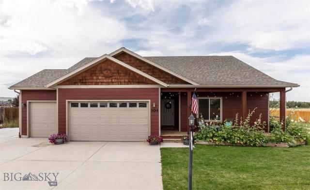 504 Shelter Grove Circle, Bozeman, MT 59718 (MLS #339804) :: Hart Real Estate Solutions