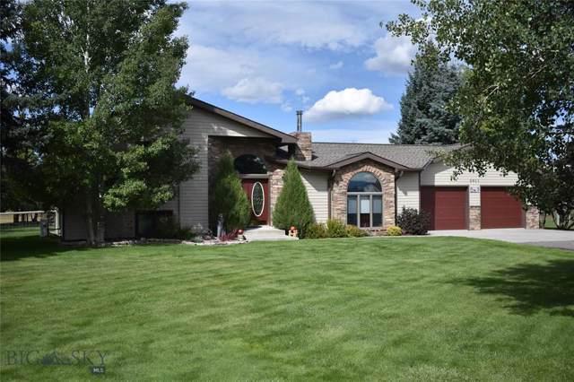2911 E Valley Center Rd, Bozeman, MT 59718 (MLS #339814) :: Black Diamond Montana
