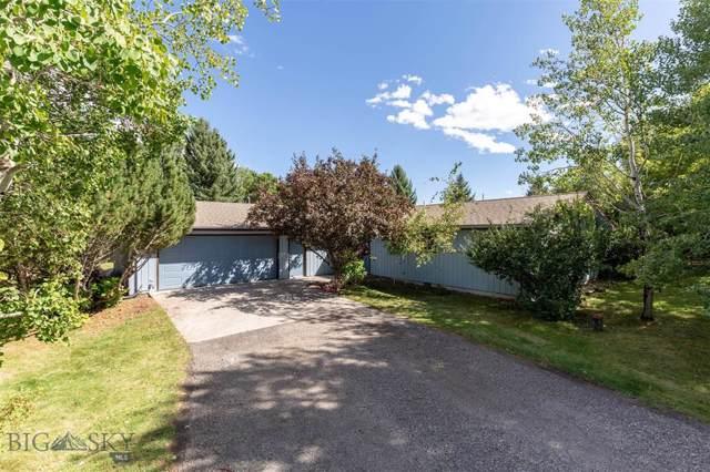 42 E Hitching Post, Bozeman, MT 59715 (MLS #339825) :: Hart Real Estate Solutions