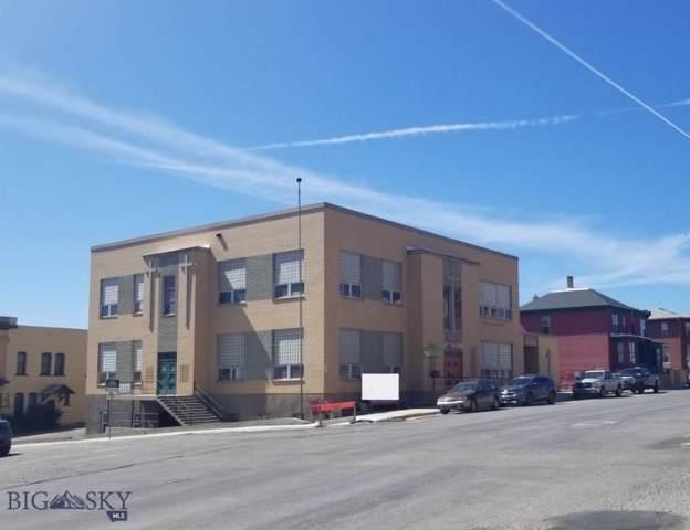 400 W Park, Butte, MT 59701 (MLS #339827) :: Black Diamond Montana
