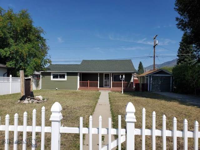 2519 Moulton, Butte, MT 59701 (MLS #339828) :: Black Diamond Montana
