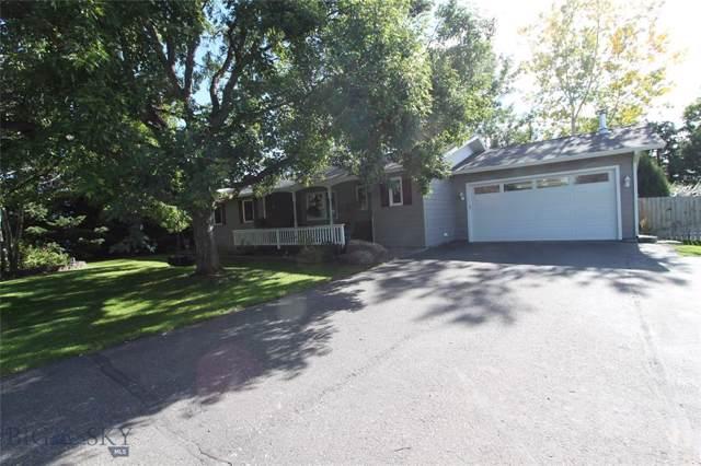 219 Coulee Drive, Bozeman, MT 59718 (MLS #339838) :: Black Diamond Montana