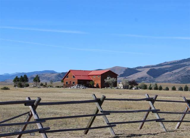 57 Loch Lomond Road, Livingston, MT 59047 (MLS #339855) :: Black Diamond Montana